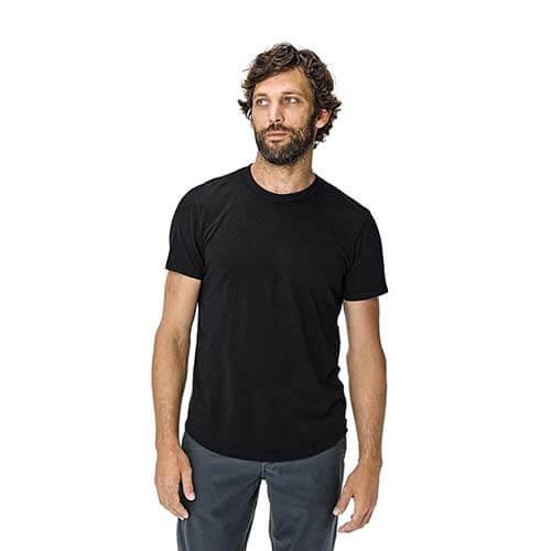 تی شرت مشکی برند باک میسون (Buck Mason)