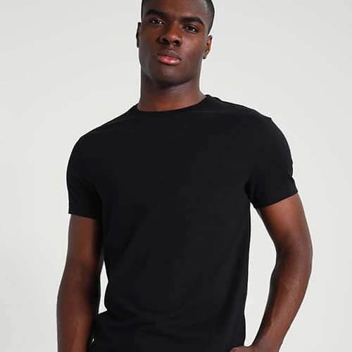تی شرت مشکی برند جی کرو (J-Crew)