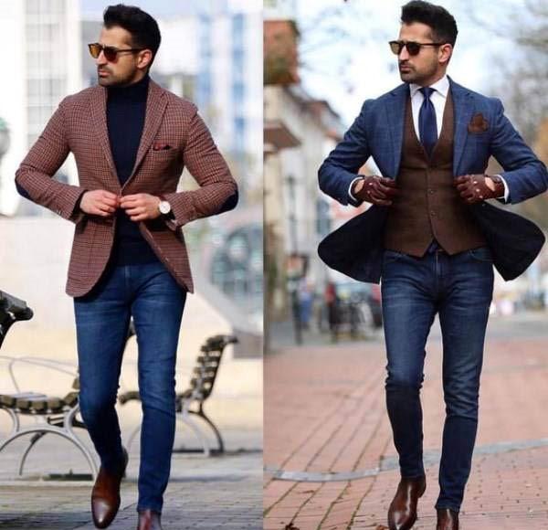 انواع مدل لباس مردانه 98