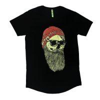 تی شرت مردانه ریش کلاه دارI.F.C1