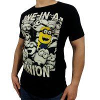 تی شرت مردانه MINION I.F.C