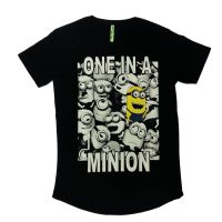 تی شرت مردانه MINION I.F.C1