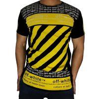 تی شرت مردانه OFF-WHITE I.F.C