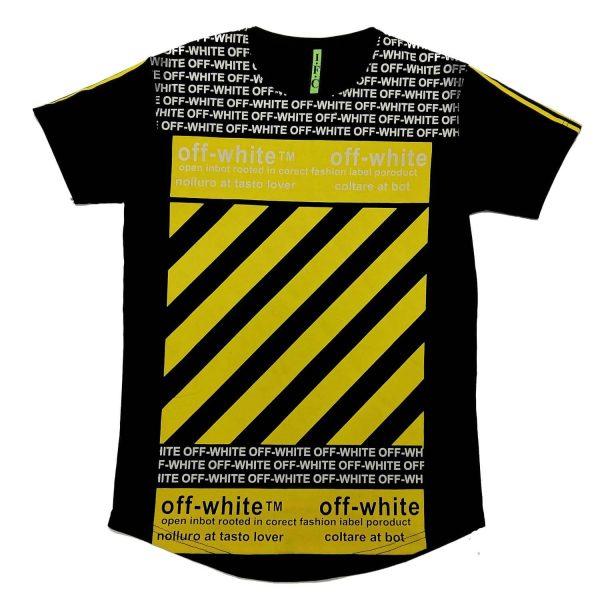 تی شرت مردانه OFF-WHITE I.F.C1