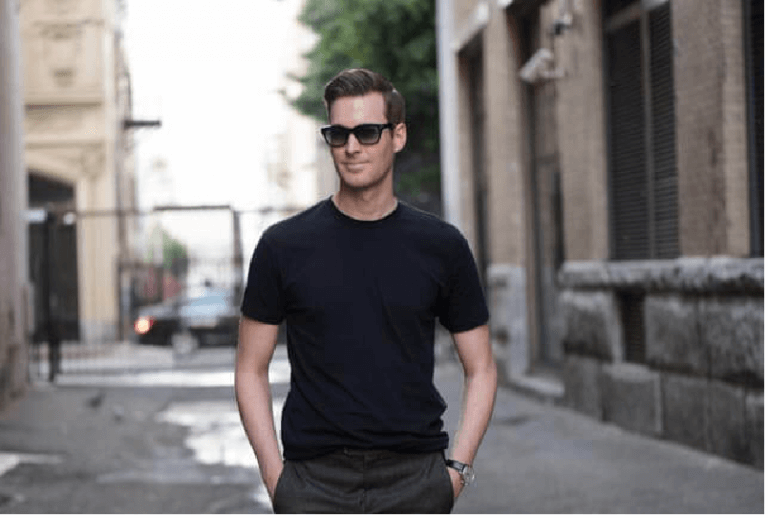 خرید آنلاین تیشرت مردانه