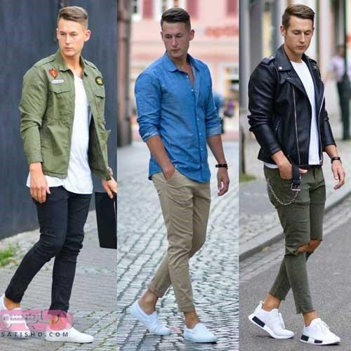 نکاتی در زمینه انتخاب مدل لباس مردانه 98