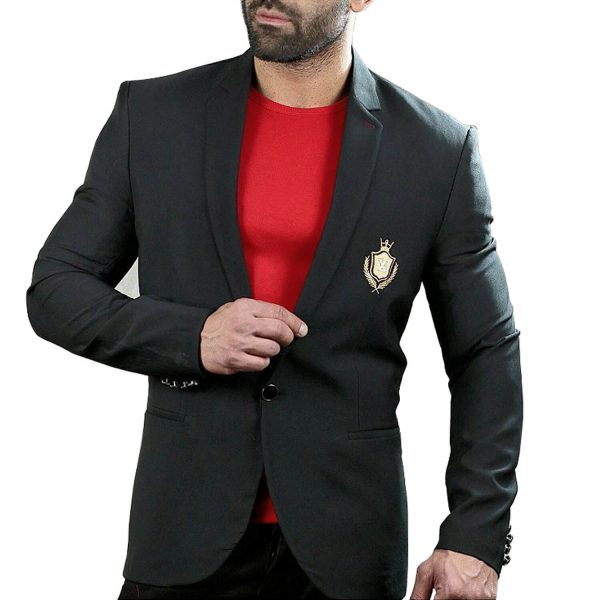 کت تک مردانه LV مشکی