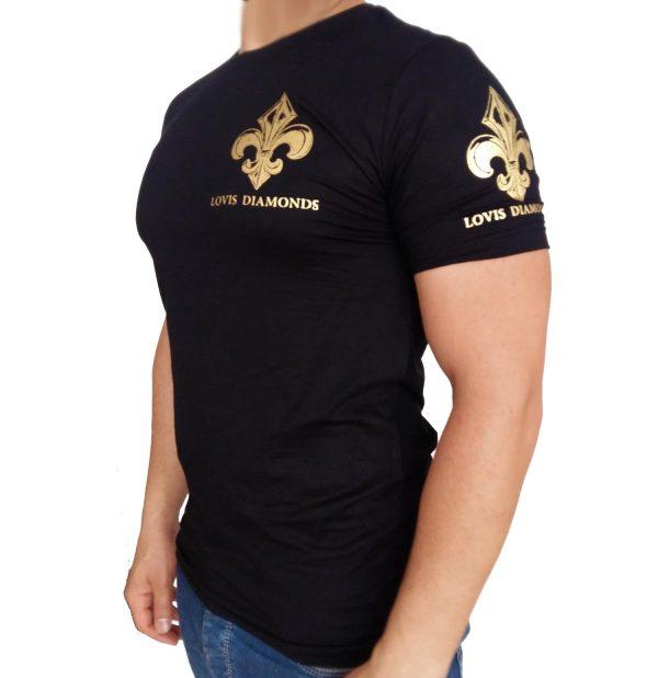 تی شرت مردانه LOVE DIAMONDS