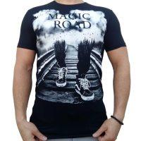 تیشرت مردانه MAGIC ROAD