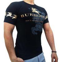 تی شرت تصویری مردانه BURBERRY 1