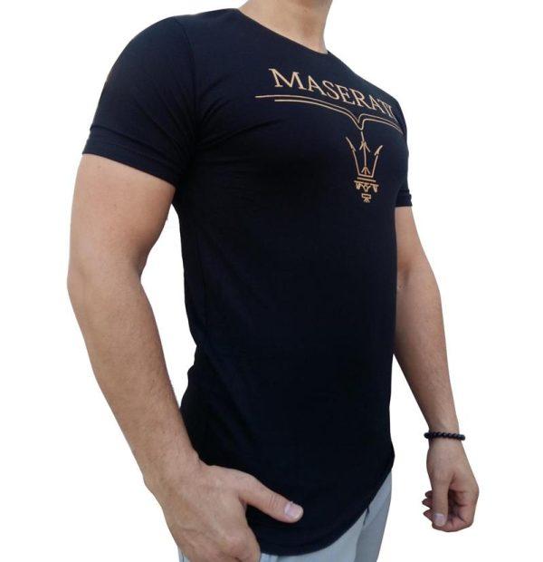 تی شرت مردانه MASERATI 1