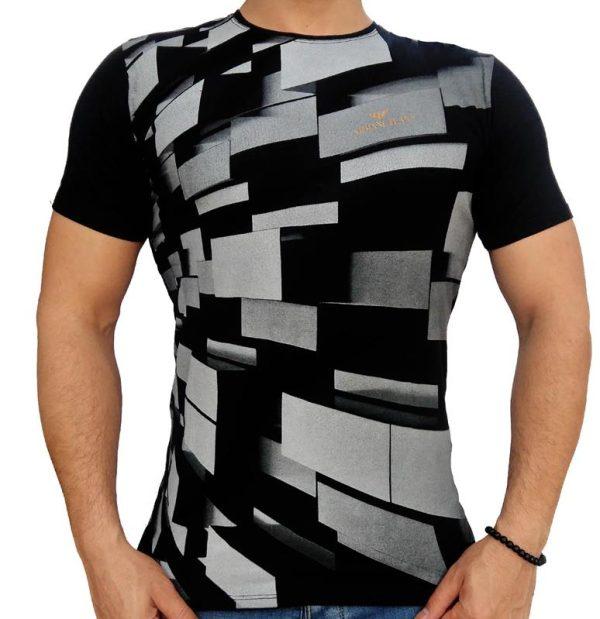 تی شرت سه بعدی مردانه armani jens