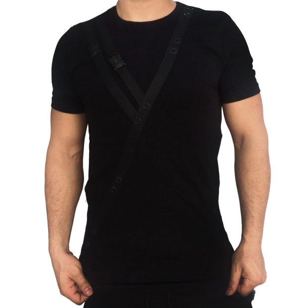 ست تی شرت شلوار مردانه RAKIPSIZ جمجمه تی شرت