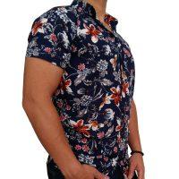 پیراهن هاوایی گلدار 1مردانه