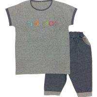 تیشرت و شلوارک پسرانه adidas کسرا