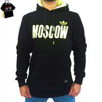 هودی مردانه MOSCOW سبز