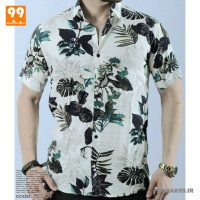 پیراهن هاوایی مردانه طرح 2549