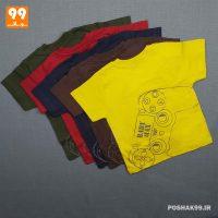 ست پسرانه طرح play station رنگ بندی کد 5015