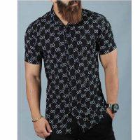 پیراهن هاوایی مردانه گوچی